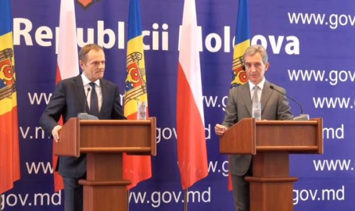 (video) Leancă: Polonia va oferi Republicii Moldova un grant de 12 milioane de euro