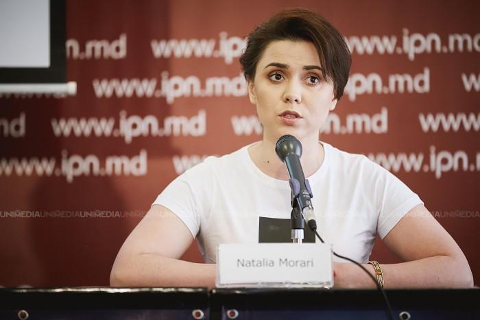 """(video) Mărturia fără frică a jurnalistei Natalia Morari: """"Am fost filmată în timp ce făceam dragoste cu bărbatul meu"""""""