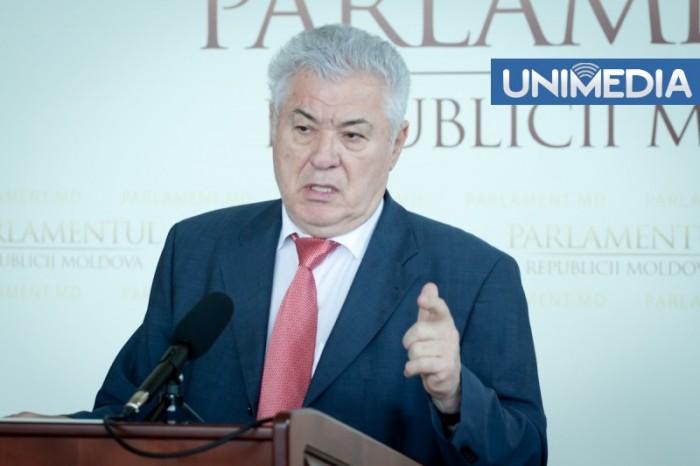 """(video) """"Niște ciocănitori"""". Voronin apostrofează din nou jurnalistele"""