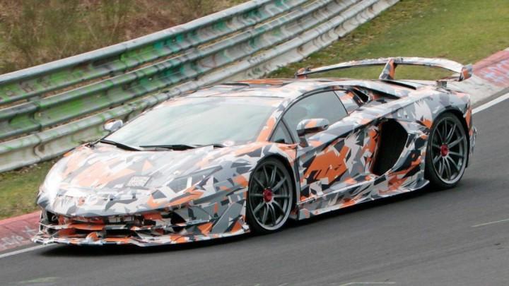 (video) Noul Lamborghini Aventador SVJ ar fi bătut timpul lui Porsche 911 GT2 RS pe Nurburgring