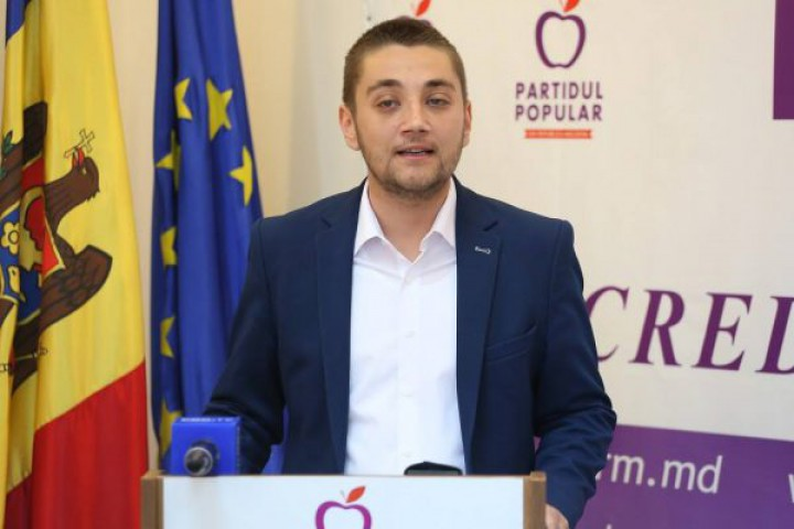 """(video) Primul spot electoral a lui Maxim Brăila: """"Oamenii vor un primar tânăr"""""""