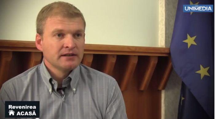 (video) Revenirea acasă. Igor Furtuna a muncit peste hotare și s-a întors pentru a deschide o fabrică de biscuiți