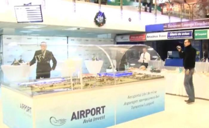 (video) Scandal cu ouă la Aeroportul Internațional Chișinău