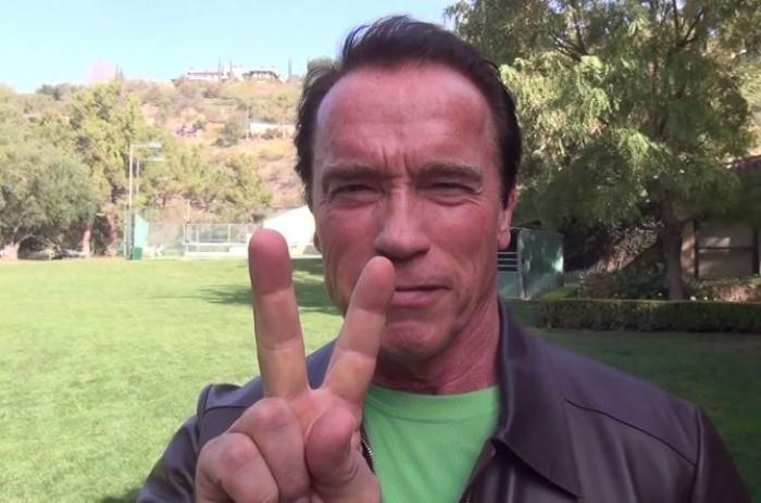 (video) Schwarzenegger a înregistrat o adresare video către ucraineni