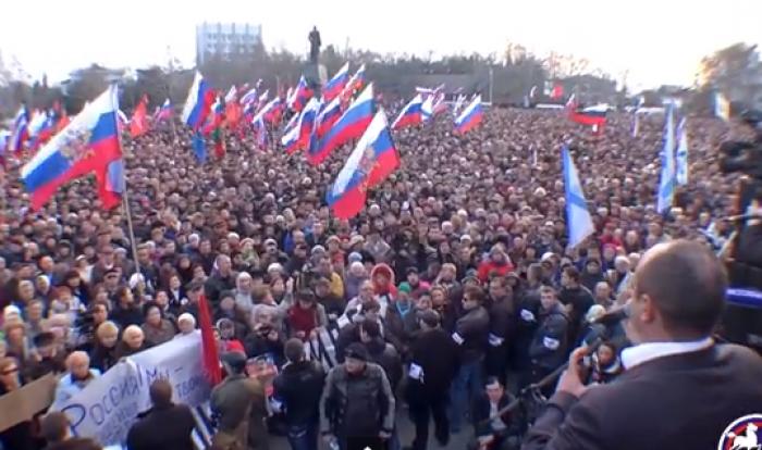 (video) Spilna Sprava la BBC: În Sevastopol ar putea să se repete scenariul transnistrean