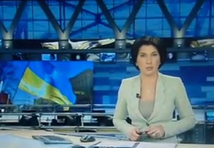 (video) Presa ucraineană: Pervîi Canal manipulează!