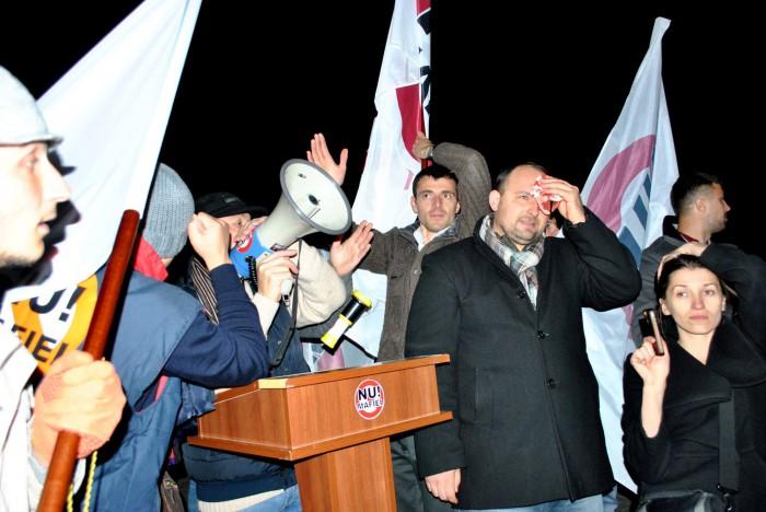 (video) Tensiuni electorale la Nisporeni