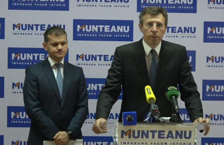 """(video) Valeriu Munteanu își propune să continue ceea ce a început Dorin Chirtoacă: """"Majoritatea candidaților vin și inventează proiecte care se realizează de mai mulți ani"""""""
