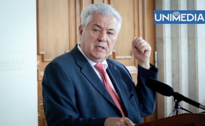 (video) Voronin a decis să intervină prin telefon în cadrul unei emisiuni TV