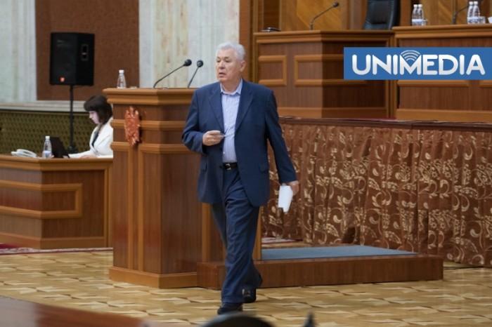 """(video) Voronin și lecțiile """"de partid"""" pentru jurnaliști"""