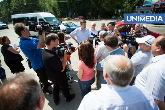 Viziunea lui Chirtoacă față de șoseaua de centură în jurul Chișinăului