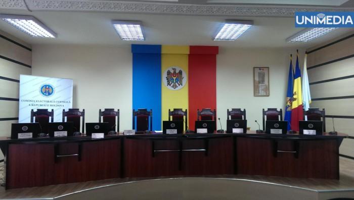 CEC nu a putut stabili tirajul buletinelor de vot pentru alegerile din 30 noiembrie