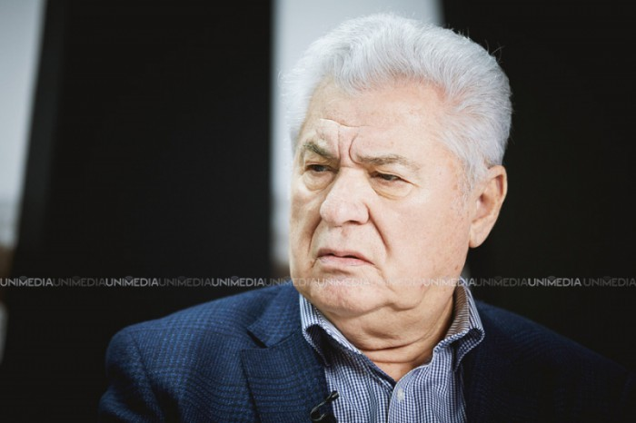 Voronin: După alegerile prezidențiale, socialiștii și democrații vor crea o coaliție parlamentară