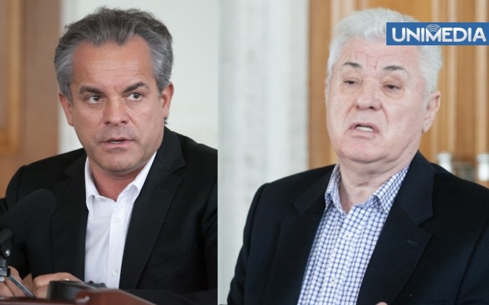 Voronin vrea avizul Comisiei de la Veneția la proiectul lui Plahotniuc