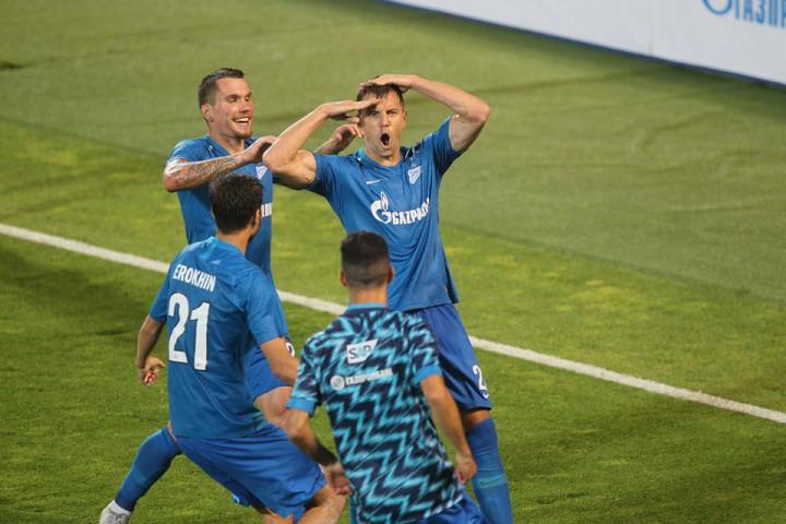 (video) Zenit Sankt Petersburg a reușit imposibilul! Gruparea rusă a înscris de 8 ori în poarta lui Dinamo Minsk și s-a calificat în play-off-ul Europa League
