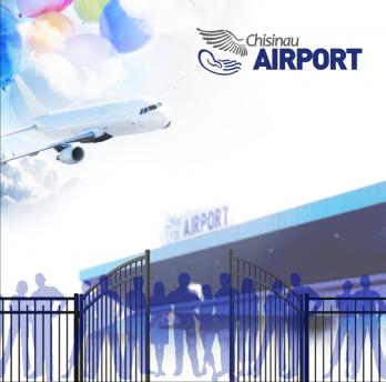 Ziua Porţilor Deschise la Aeroportul Internaţional Chişinău