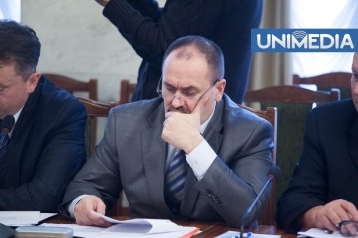 Zubco a fost amendat cu 6 mii de lei de către CNA