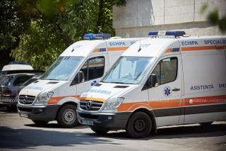 168 de ambulanțe noi vor fi procurate din bani oferiți de Banca de Dezvoltare a Consiliului Europei