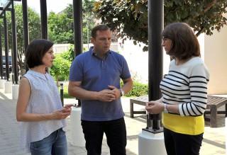 """Șeful adjunct al Ambasadei SUA la Chişinău s-a întâlnit astăzi cu Andrei Năstase și Maia Sandu: """"Guvernul SUA califică această situaţie drept una extrem de critică"""""""