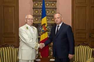 """Ambasadorul Federației Ruse în Republica Moldova, decorat pe ultima sută de metri, cu """"Ordinul de Onoare"""""""