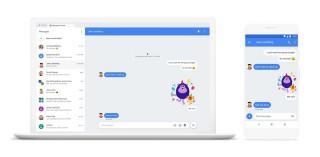 Android Messages poate fi folosit acum de pe desktop şi primeşte noi funcţii pe mobil
