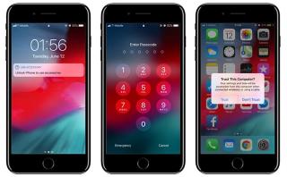 Apple confirmă blocarea port-ului USB pentru împiedicarea tentativelor de hacking în următorul iOS