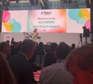 """Avia Invest, Aeroportul Chişinău, nominalizat la """"Best European Airport Awards 2018"""""""