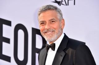 Cele mai bine plătite celebrități, potrivit Forbes: George Clooney, pe locul doi