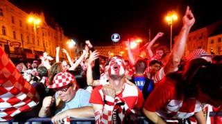 Croații au stimulat economia țării lor, cumpărând bere și televizoare pentru CM 2018