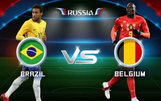 Cum poti sa câștigi 170 Euro fără RISC la meciul Brazilia - Belgia!