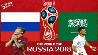 Debut în forță Campionatul Mondial 2018. Pronostic cu cota 4.45 la Rusia vs. Arabia Saudită