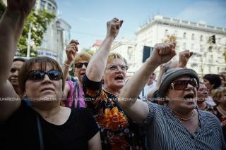 Diaspora, la fel, mâine va protesta: Orașele europene unde moldovenii vor ieși în stradă