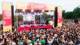 (foto) Distracție și voie bună la concertul interpretei Jasmin și trupa Tharmis de la OrheiLand
