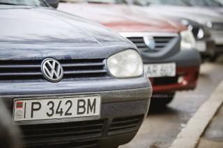 (doc) Deputații au votat: Cei din stânga Nistrului vor putea călători în UE cu mașini cu plăcuțe neutre