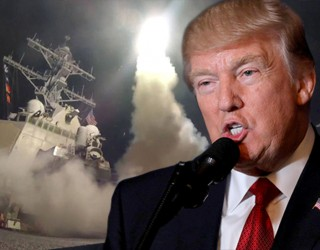 """(update)Donald Trump a ordonat atacul asupra Siriei: """"Suntem pregătiți să susținem acest răspuns până când regimul sirian încetează să mai folosească agenți chimici care sunt interziși"""""""