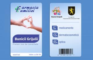 """(video) Farmacia Familiei - partener al campaniei """"Bunicii grijulii"""""""