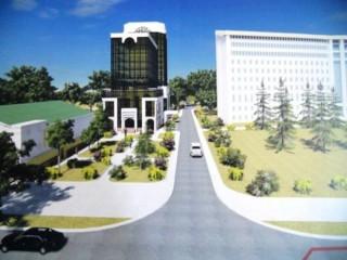 """(foto) Cum va arăta business centrul care va fi construit în locul cafenelei """"Guguță"""""""