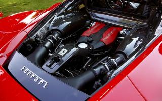 (foto) Ferrari pregăteşte un motor interesant, cu patru cilindri şi supraalimentare electrică