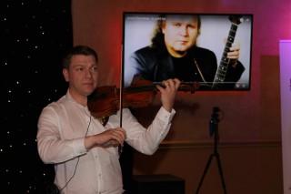 (foto) Moldovenii din Toronto, Canada, l-au comemorat pe Anatol Dumitraș, la un an de la moartea artistului