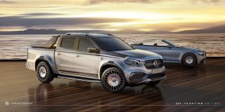 (foto) Pick-up Mercedes-Maybach! Va exista aşa ceva, însă nu va fi făcut de germani