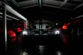 (foto) Premieră la Goodwood: Lanzante McLaren P1 GT Longtail