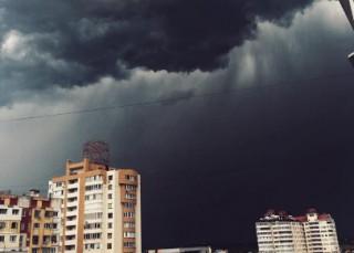 (foto) Vine ploaia! Internauții se întrec în imagini spectaculoase
