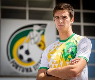 (foto) Vom avea un moldovean în Eredivisie! Portarul Alexei Koșelev a semnat cu gruparea Fortuna Sittard