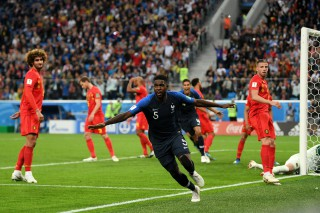 Franța s-a calificat în finala Campionatului Mondial. Echipa pregătită de Didier Deschamps s-a impus la limită în fața Belgiei
