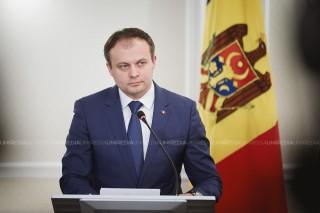 (video) Briefing susținut de către președintele Parlamentului Andrian Candu