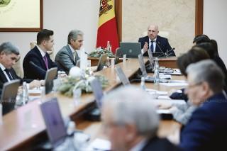 (video/update) Miniștrii în a doua ședință executivă din această săptămână