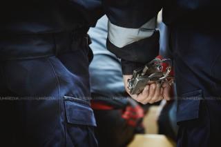 Mărturiile polițiștilor acuzați de tratament inuman, în cazul lui Andrei Braguța: Unii din ei au văzut că deținutul dormea la podea