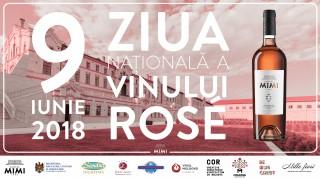 Nume din programul Zilei Naționale a Vinului Rosé la Castel Mimi, de pe 9 iunie 2018