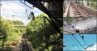 O rusoaică de 13 ani, curentată la 3.000 de volţi timp de o oră, după ce a căzut de pe un pod. Fata, care încercase să-și facă un selfie, a supraviețuit