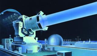 Rusia construieşte un tun cu raze laser ce ar putea distruge sateliţii din spaţiu